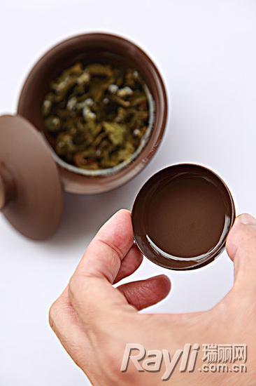 """爱喝茶,也爱""""吃""""茶"""