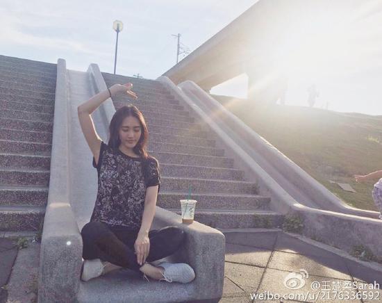 Sarah王棠云