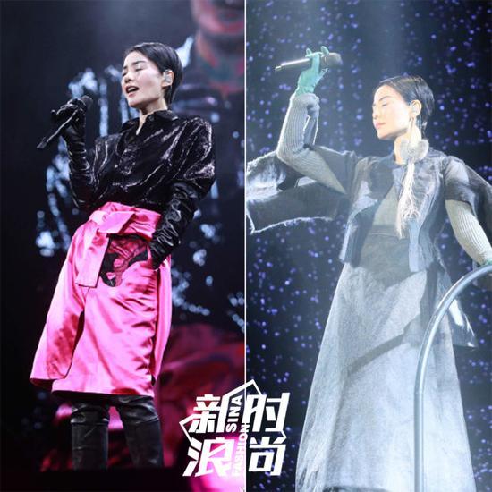 王菲演唱会