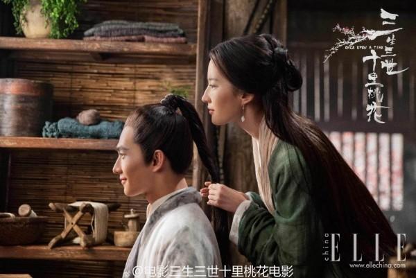 """""""素素""""之刘亦菲"""