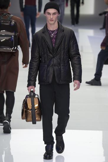 Versace西装羽绒服