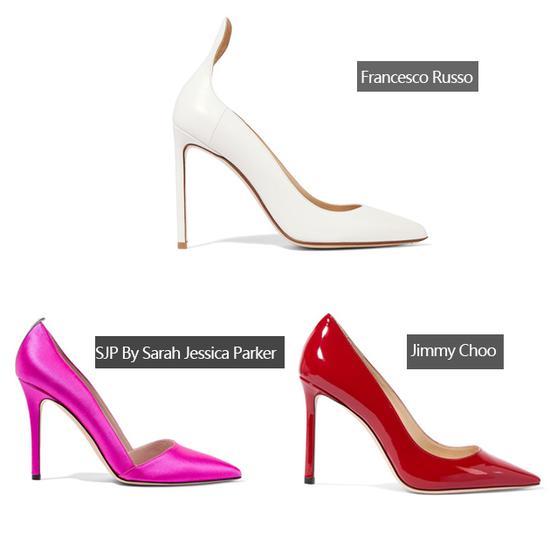 高跟鞋单品推荐