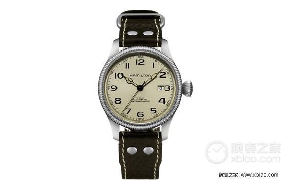 汉米尔顿卡其野战系列H60455593腕表