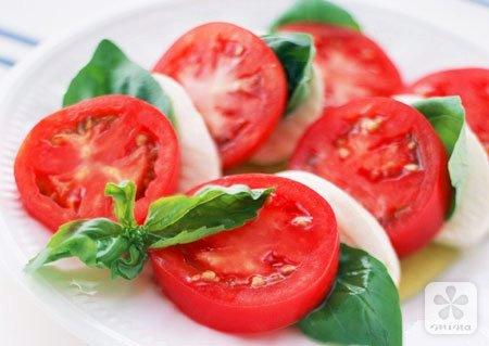 番茄也能助减肥 关于番茄的晚间瘦身法你必须要get