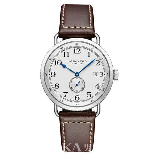 汉米尔顿卡其海军系列H78465553腕表
