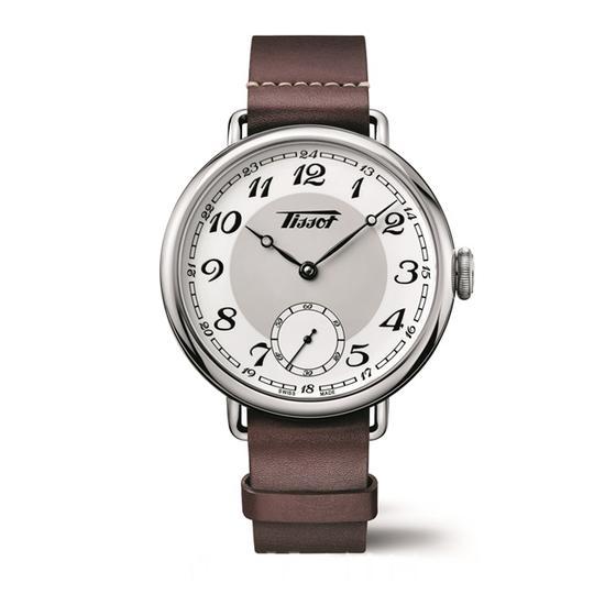 天梭1936复刻版男士腕表,RMB7550。