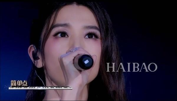 Hebe田馥甄《梦想的声音》演唱
