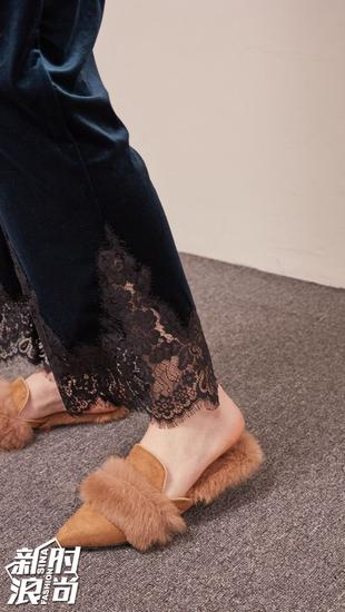 Yulie平底鞋