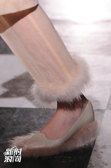 Simone Rocha毛毛鞋