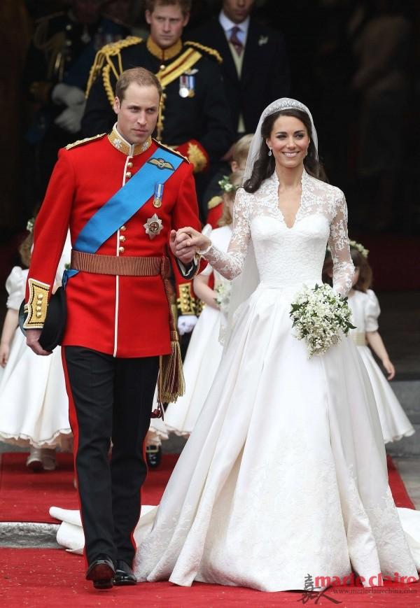 凯特王妃大婚