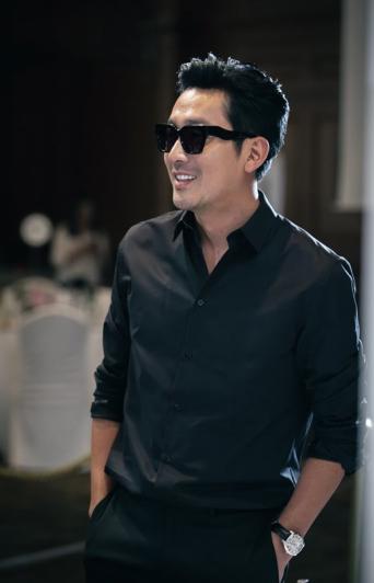 河正宇设计彼岸爱生物(韩乣利)新产品RISING STAR