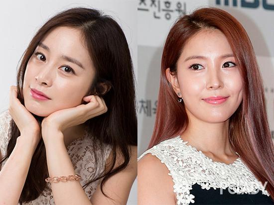 金泰熙BOA都名花有主 韩女星防腐剂美貌从何而来
