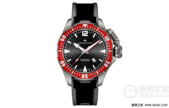 汉米尔顿卡其海军系列H77805335腕表