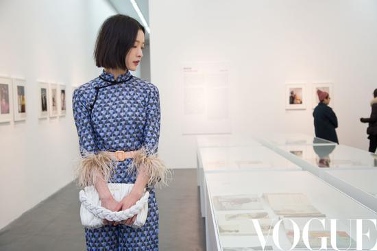 杜鹃(图片来自Vogue)