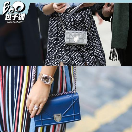Dior Diorama迷你包包
