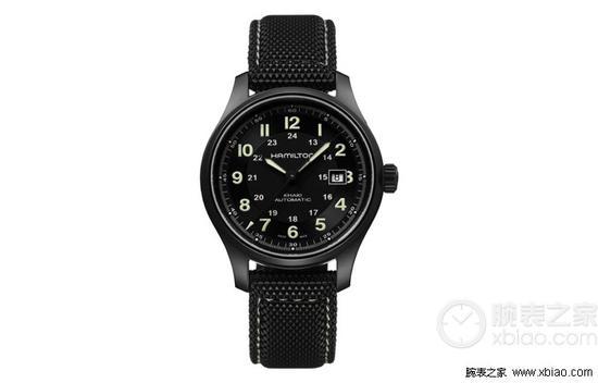 汉米尔顿卡其野战系列H70575733腕表