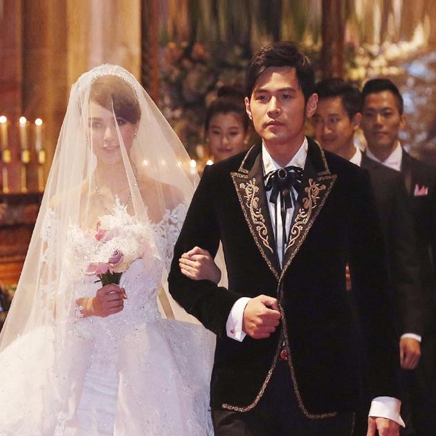 周杰倫昆凌的夢幻婚禮