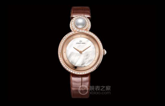 雅克德罗优雅 8系列J014503270腕表