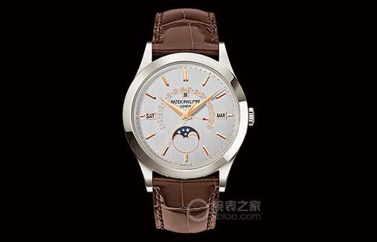 百达翡丽超级复杂功能计时系列5496P-015腕表