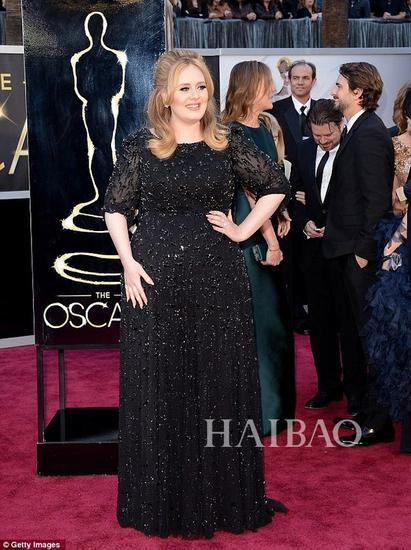 肉肉界女神Adele