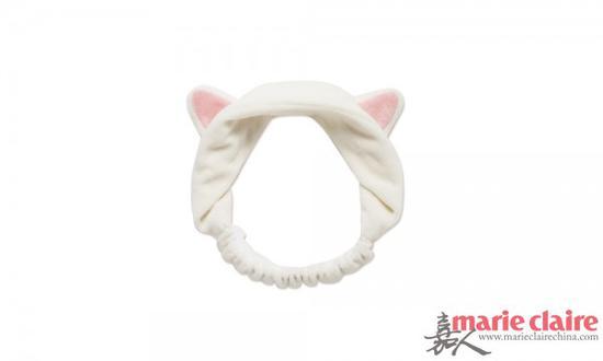 伊蒂之屋甜心猫咪束发带