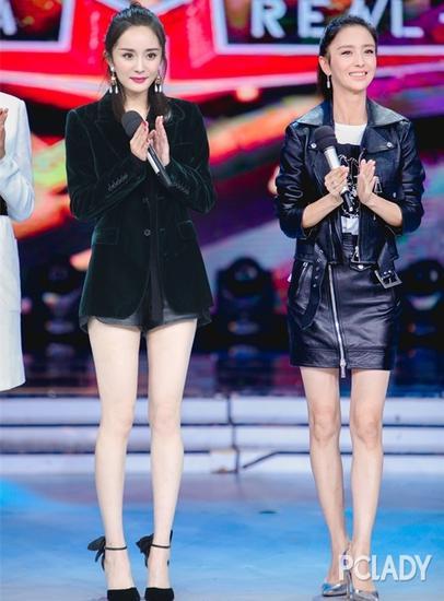 佟丽娅和杨幂