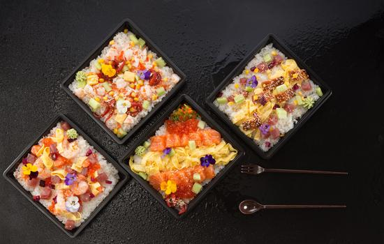 日式寿司饭