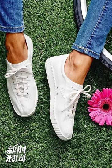 Tretorn小白鞋