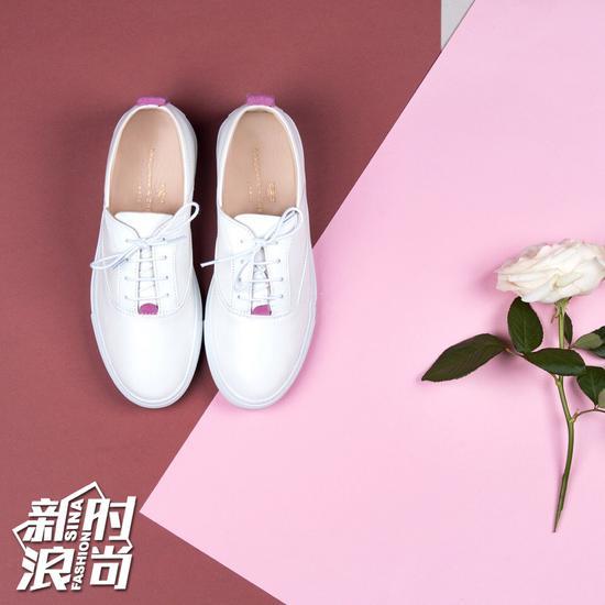 GARGONNE & CHERUBIN小白鞋
