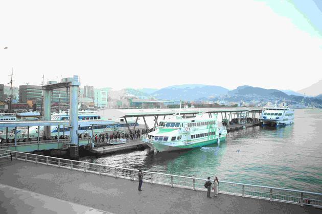 自古以来的港口城市——长崎