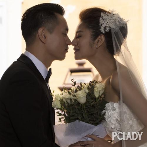 安以轩闪电宣布结婚