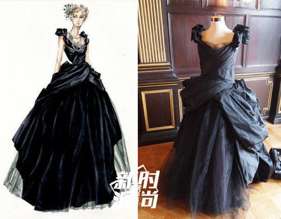 《安娜-卡列尼娜》戏服