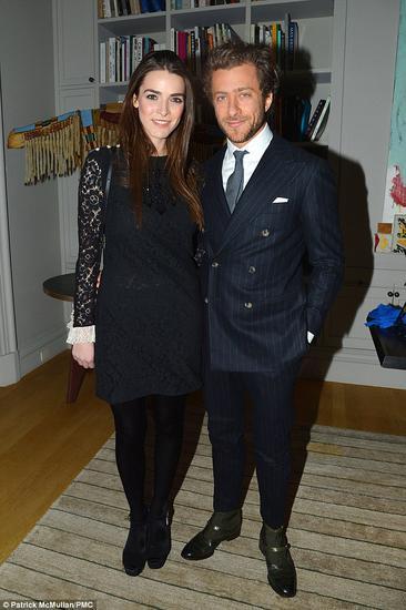 Anna Wintour女儿与前意大利版Vogue主编儿子订婚