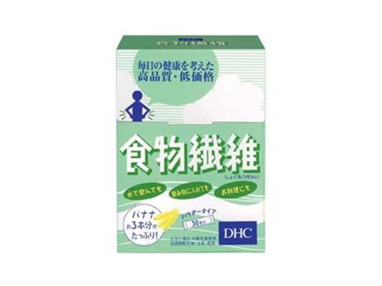 DHC蝶翠诗浓缩膳食纤维粉