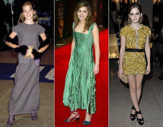 这些上班装你也有,为啥艾玛就能穿得这么美? 服饰潮流 图4