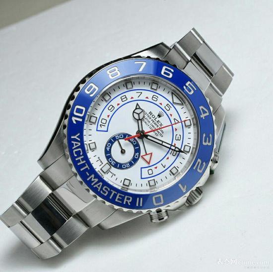 劳力士新款游艇名仕型II 116680腕表