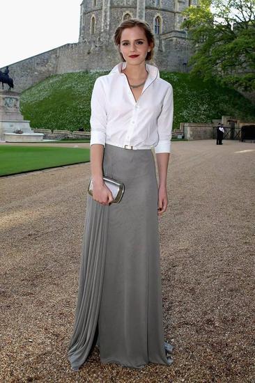 这些上班装你也有,为啥艾玛就能穿得这么美? 服饰潮流 图35
