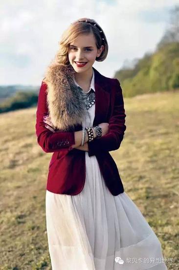 这些上班装你也有,为啥艾玛就能穿得这么美? 服饰潮流 图18