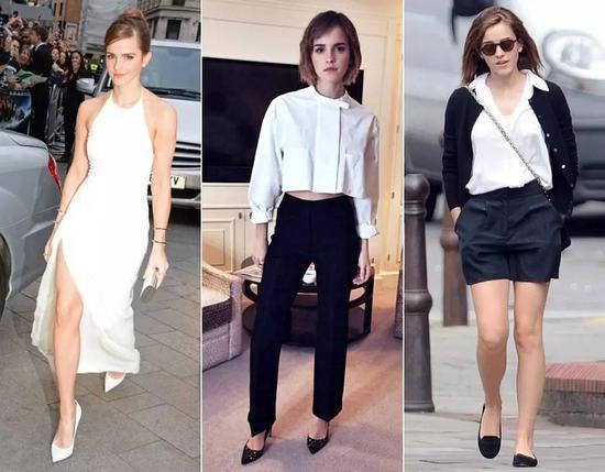 这些上班装你也有,为啥艾玛就能穿得这么美? 服饰潮流 图5