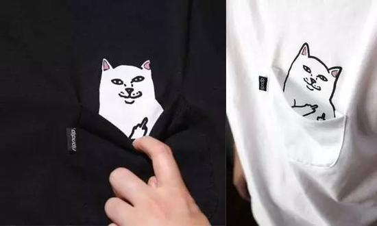 RIPNDIP衬衫