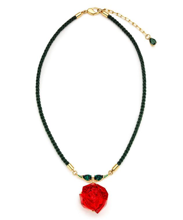 "Atelier Swarovski ""美女与野兽""的合作系列项链,售价349美元(约2398元)"