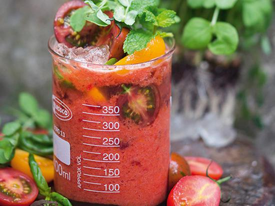 蔬菜中富含GABA最多的是番茄