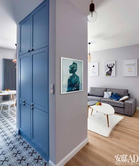 photo from GAP Interiors/Piotr Gesicki-www.loft-factory.com Agata Olszewska