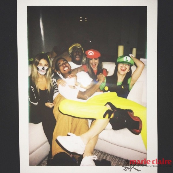 Kendall真是个party狂魔