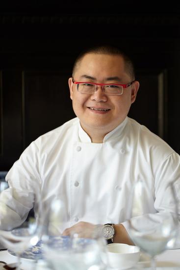 主厨卢怿明 图片来源:福和慧