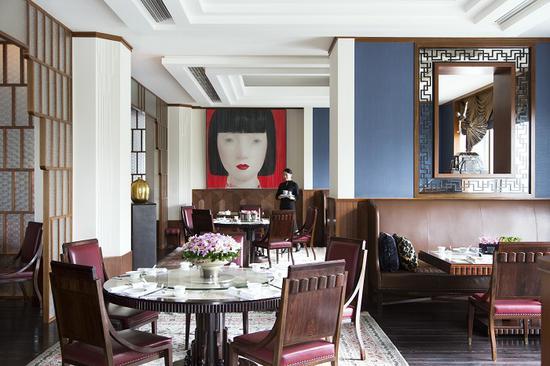 图片来源:上海半岛酒店