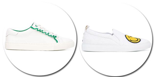 清新小白鞋单品推荐