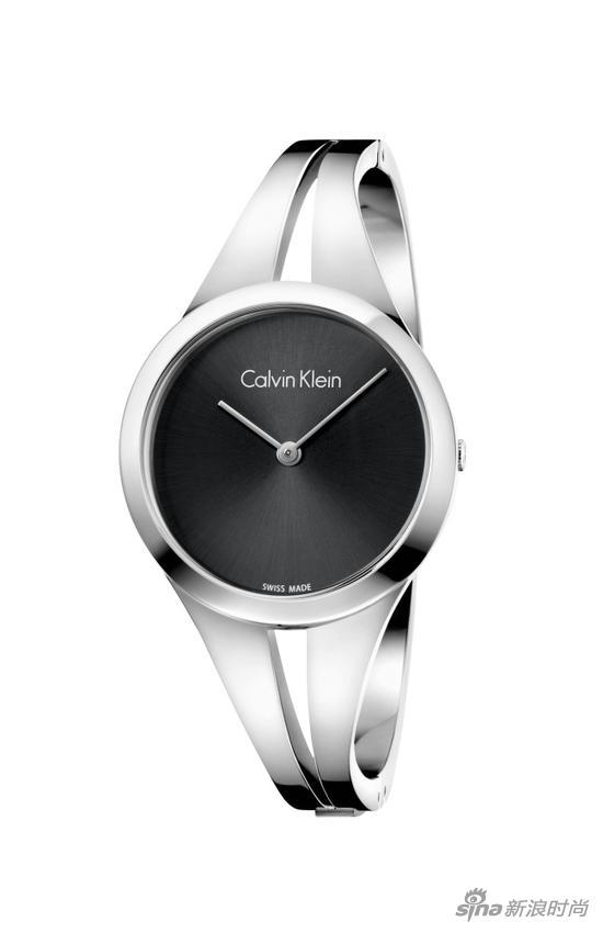 Calvin Klein 沉醉系列女士腕表 黑色表盘 RMB 1950
