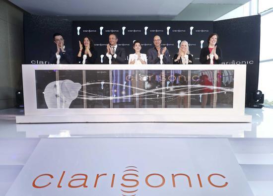 """Clarisonic 科莱丽全新""""冻龄神器"""" 发布会 - 代言人小S x 欧莱雅及科莱丽高层掌门人 启动仪式"""