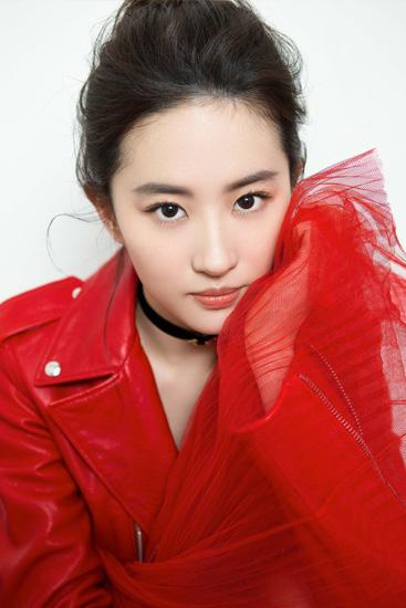 10刘亦菲